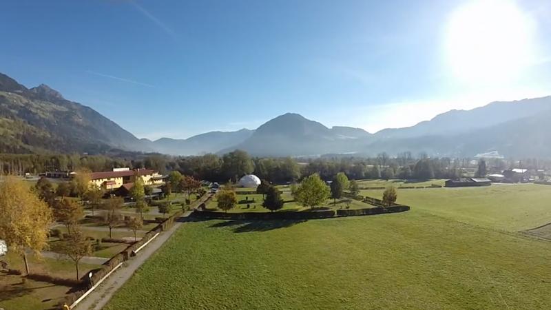 Landing Area: Camping am See - Greifenburg