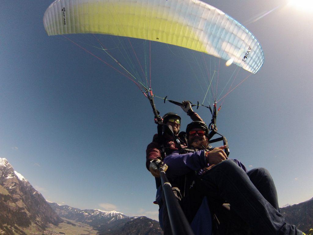 Sora-supair-glider
