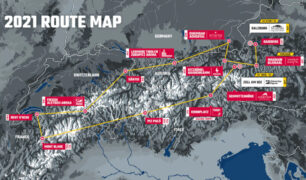 Redbull-XAlps_Route-announcement-2021